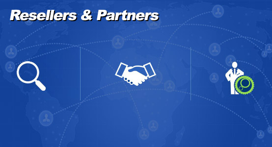Resellers & Partners